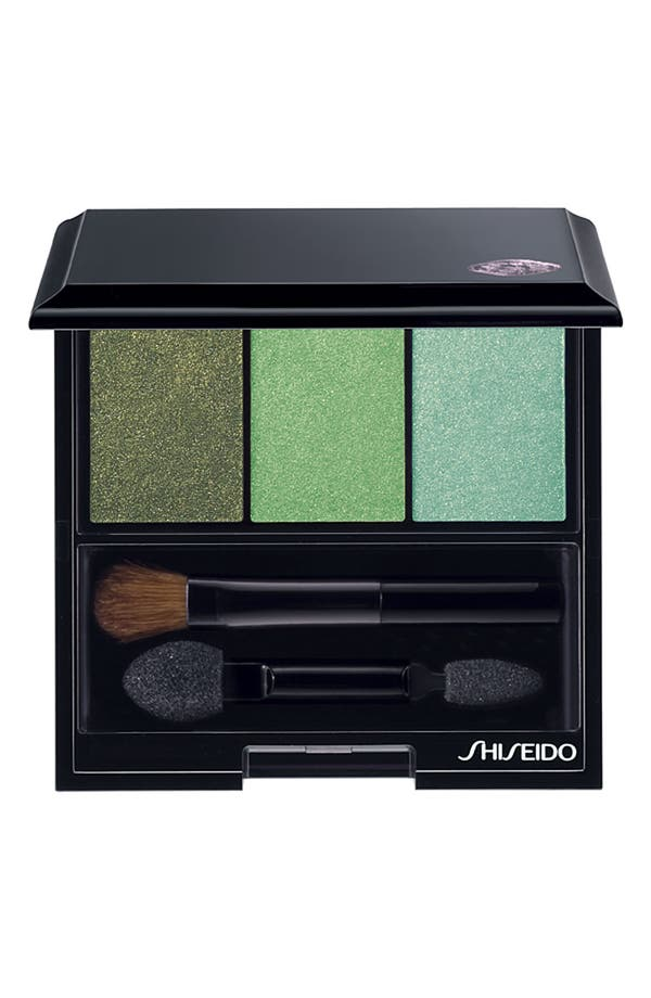 Main Image - Shiseido 'The Makeup' Luminizing Satin Eye Color Trio