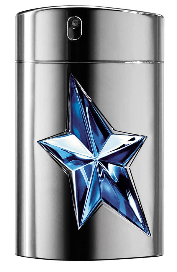 Main Image - A*MEN by Thierry Mugler Refillable Metal Flask Eau de Toilette