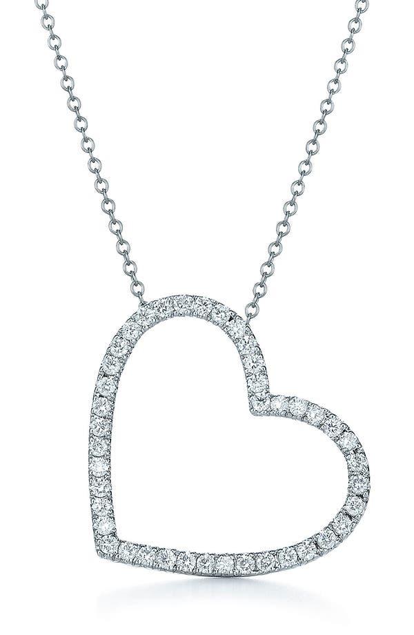 Alternate Image 1 Selected - Kwiat Large Silhouette Diamond Necklace