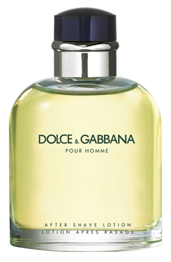 Main Image - Dolce&Gabbana Beauty 'Pour Homme' After Shave Lotion Splash