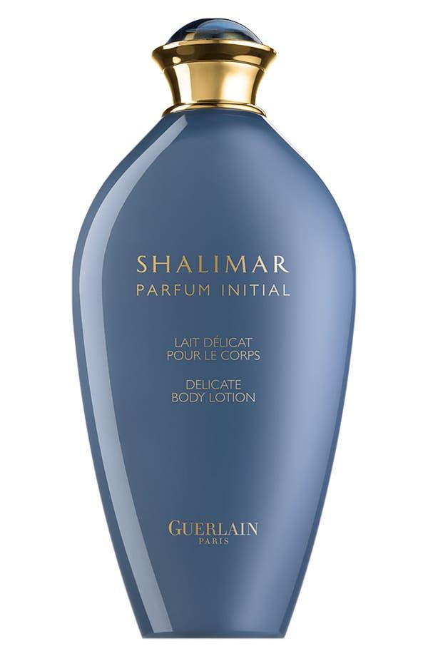 Alternate Image 1 Selected - Guerlain 'Shalimar Parfum Initial' Delicate Body Lotion