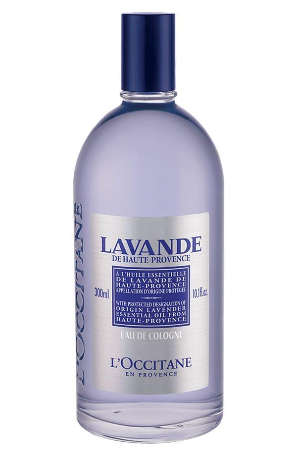 Main Image - L'Occitane Lavender Eau de Cologne