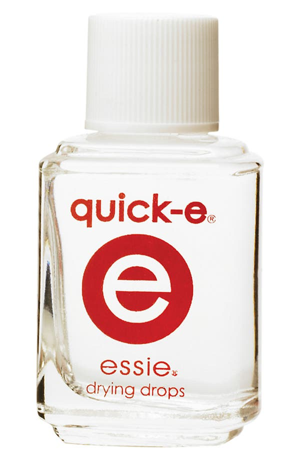 Alternate Image 1 Selected - essie® 'Quick-E®' Drying Drops