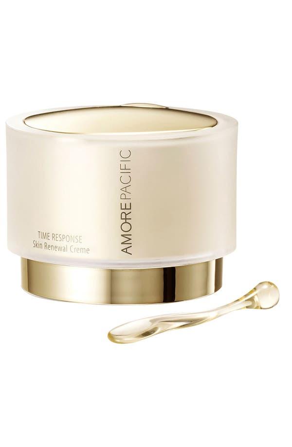 Main Image - AMOREPACIFIC 'Time Response' Skin Renewal Crème