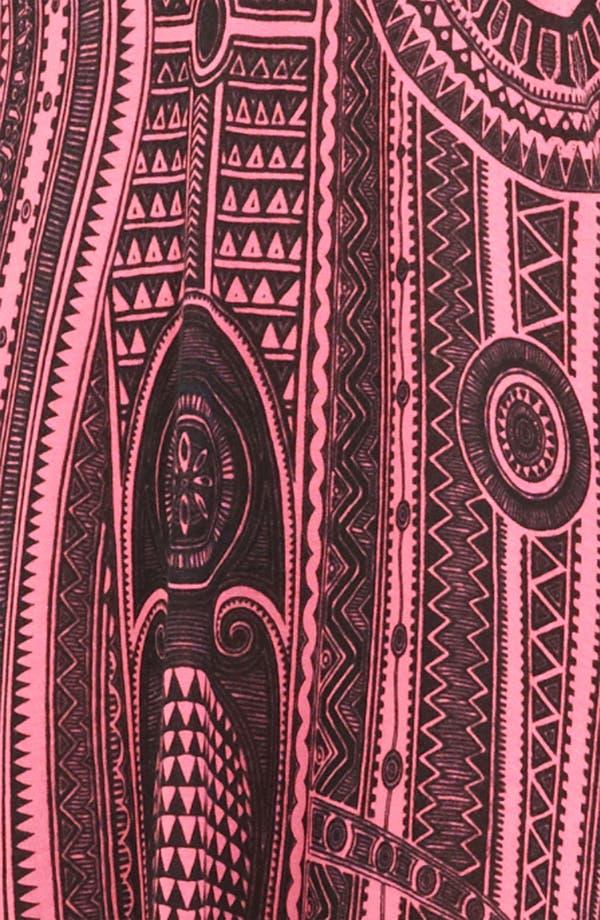 Alternate Image 3  - Jean Paul Gaultier Fuzzi Print Jersey Maxi Dress