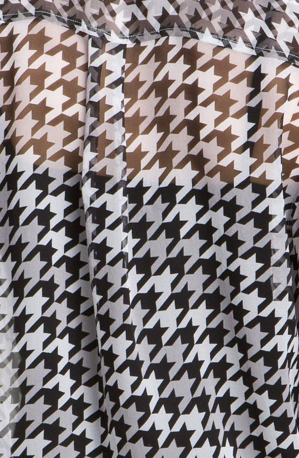 Alternate Image 3  - Equipment 'Signature' Houndstooth Shirt