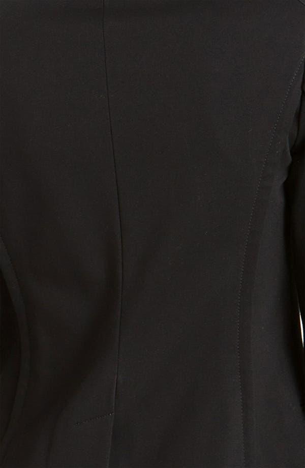 Alternate Image 3  - rag & bone Leather Trim Tuxedo Jacket