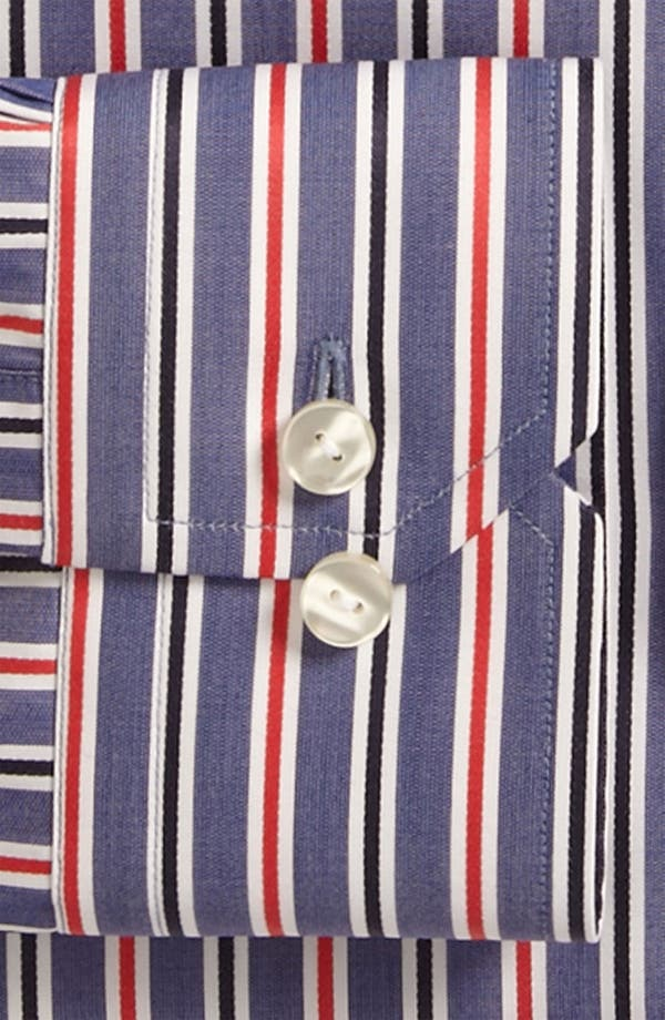 Alternate Image 2  - Eton Contemporary Fit Dress Shirt