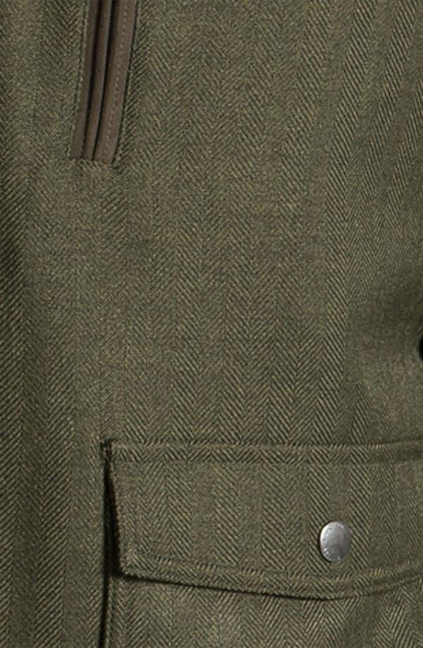 Alternate Image 3  - Cutter & Buck 'Weathertec Bearsden' Reversible Jacket (Big & Tall)