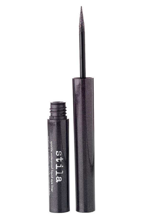 Main Image - stila 'sparkle' waterproof liquid eyeliner