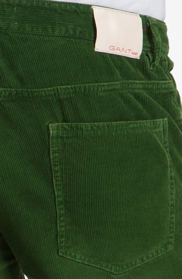 Alternate Image 3  - Gant Rugger 'The Cordster' Slim Fit Corduroy Pants
