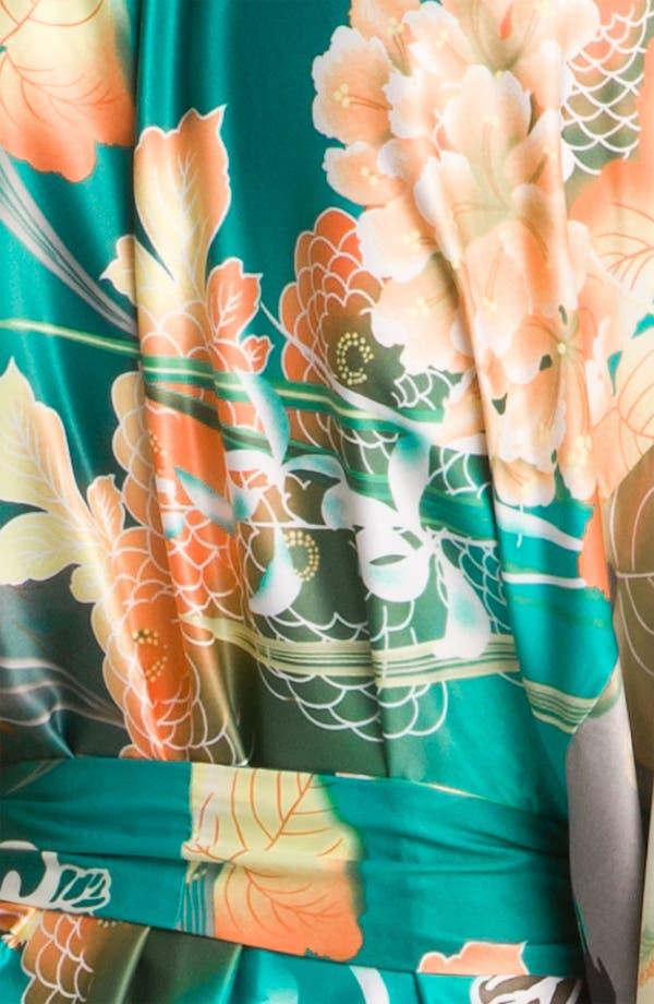 Alternate Image 3  - Natori 'Ming' Robe