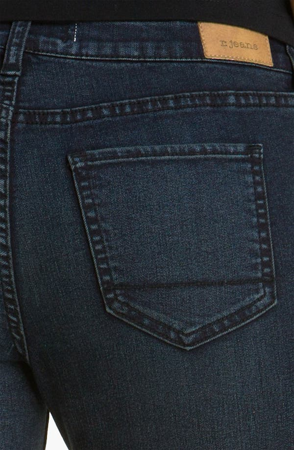 Alternate Image 3  - r.jeans by Rubbish® Skinny Jeans (Juniors)