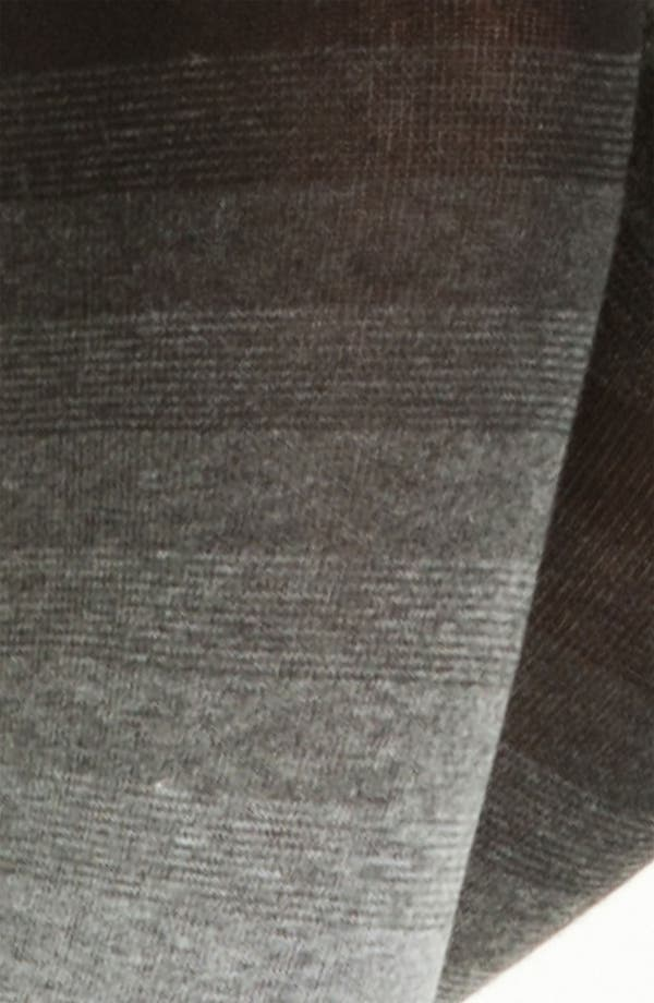 Alternate Image 2  - Hue Mélange Sweater Tights