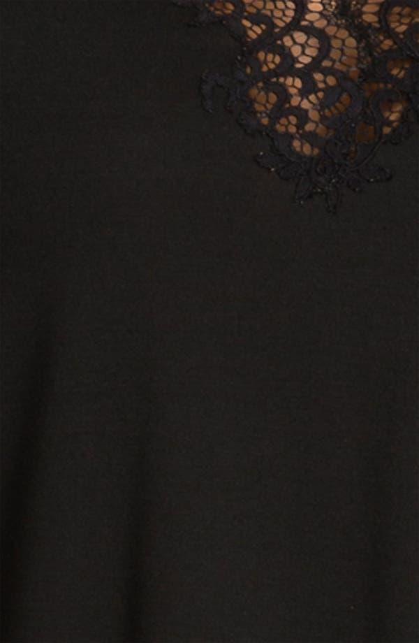 'Lhasa' Pajamas,                             Alternate thumbnail 3, color,                             Black