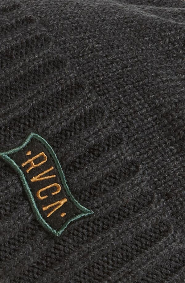 Alternate Image 2  - RVCA 'Skullion' Knit Cap