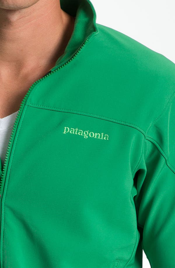 Alternate Image 3  - Patagonia 'Adze' Zip Jacket