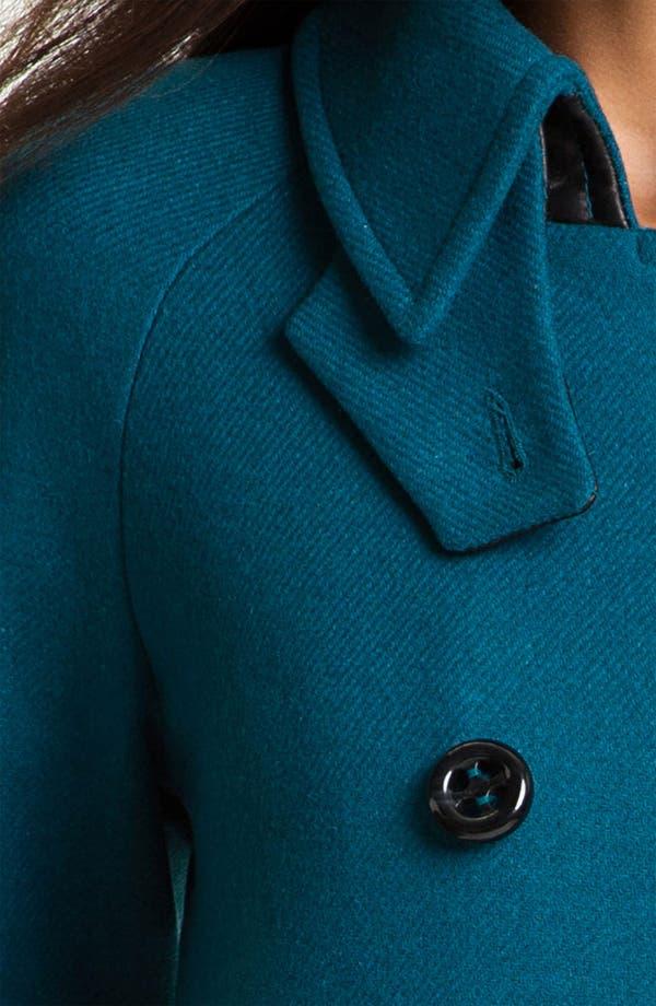 Alternate Image 3  - Trina Turk Double Breasted Coat