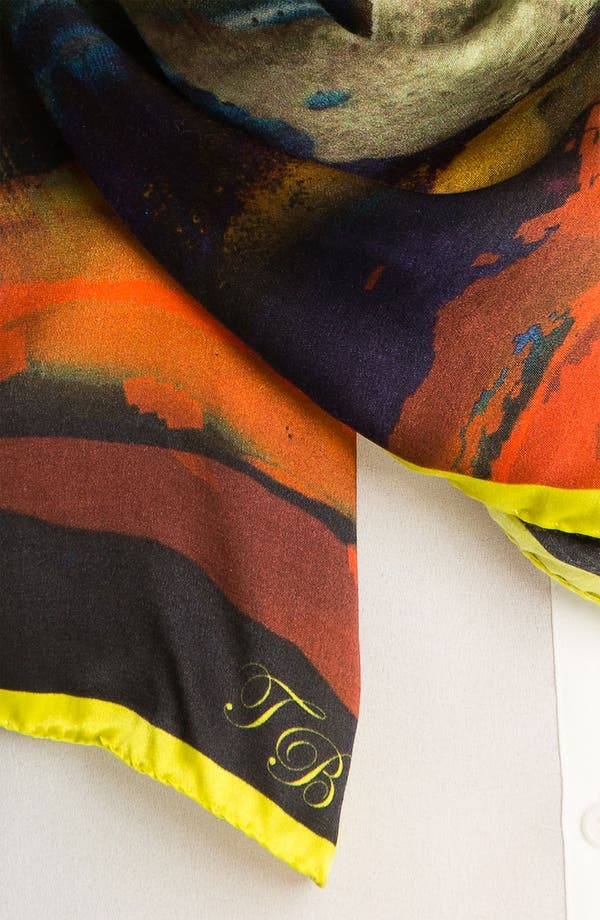 Alternate Image 2  - Ted Baker London 'Arists Palette' Silk Scarf