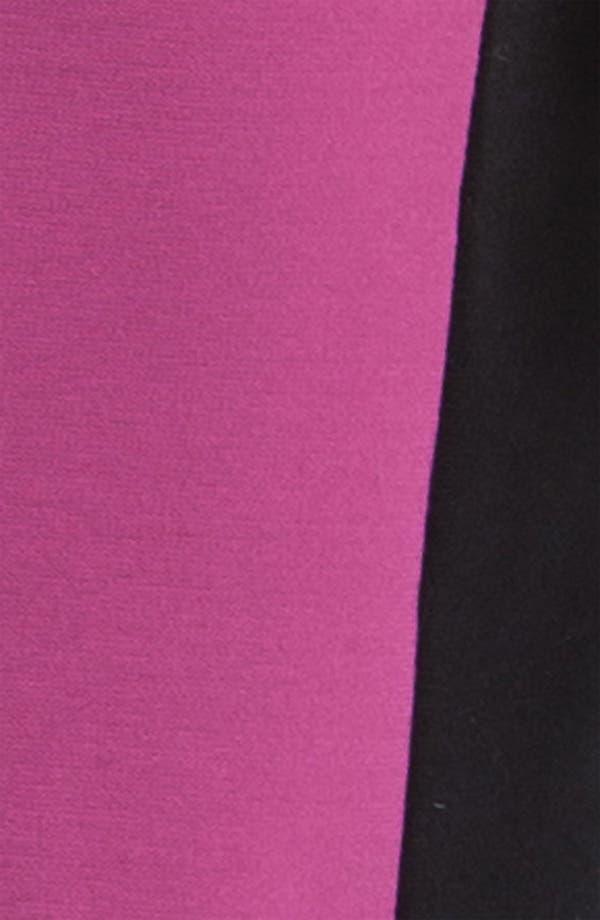 Alternate Image 3  - MICHAEL Michael Kors Colorblock Knit Shift Dress