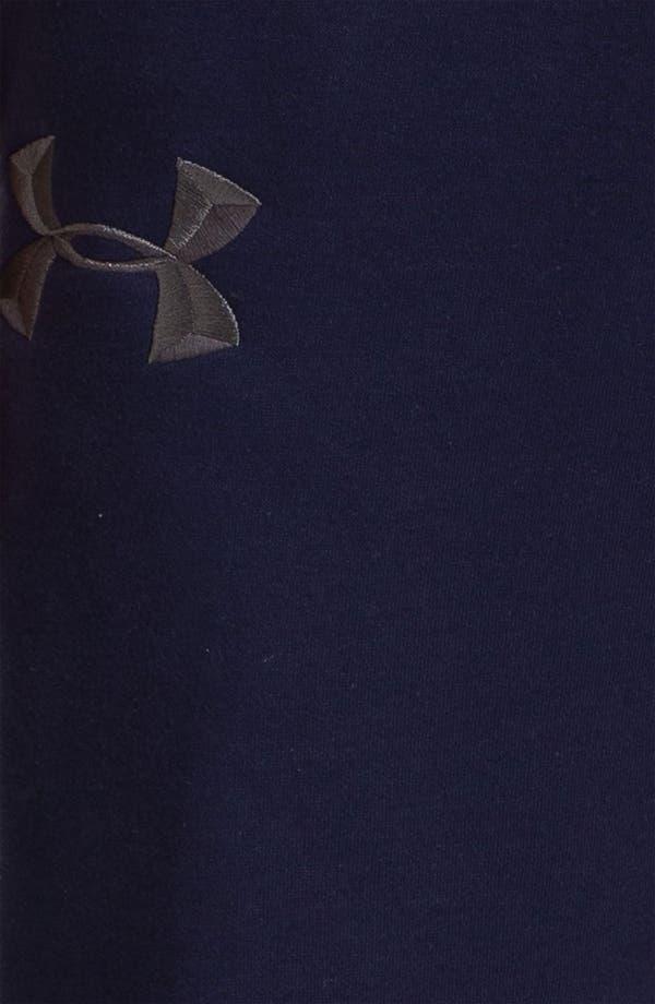 Alternate Image 3  - Under Armour Charged Cotton® Storm Fleece Pants