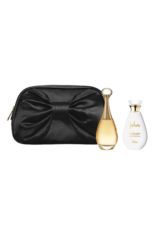 Alternate Image 1 Selected - Dior 'J'adore' Pouch Set