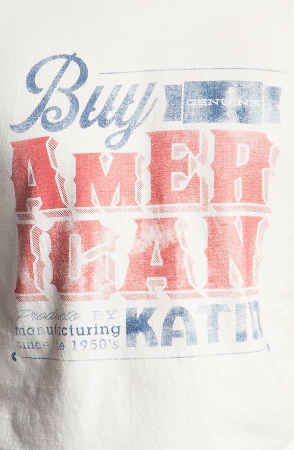 Alternate Image 4  - Katin 'Support' T-Shirt