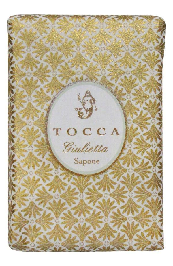 Alternate Image 1 Selected - TOCCA 'Giulietta' Bar Soap