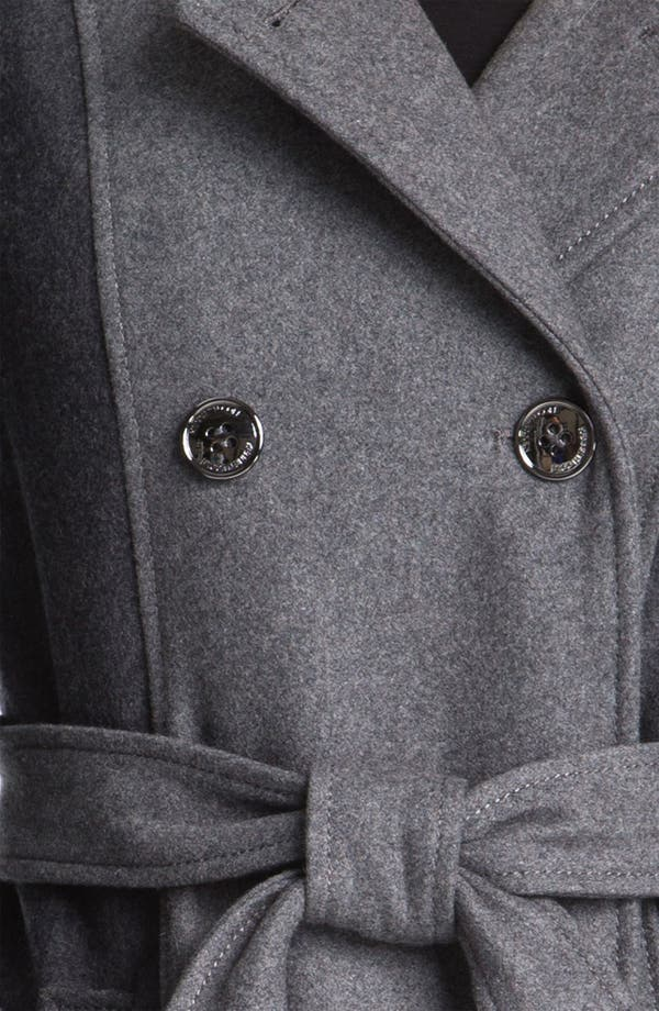 Alternate Image 3  - Kenneth Cole New York Colorblock Trench Coat