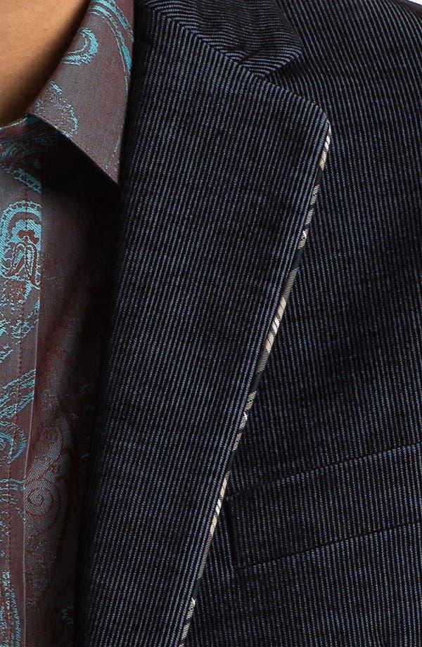 Alternate Image 3  - Robert Graham 'Lintel' Corduroy Sportcoat