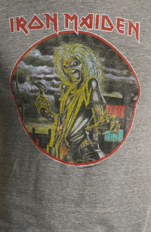 Alternate Image 3  - Chaser 'Iron Maiden' Graphic T-Shirt