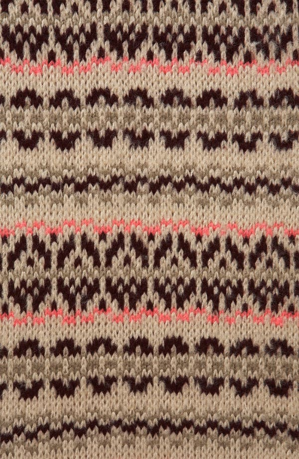 Alternate Image 2  - Topshop Fair Isle Snood