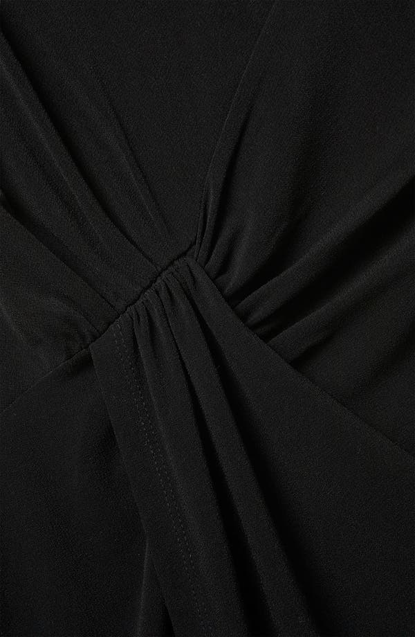 Alternate Image 4  - Topshop Knot Detail Maternity Dress