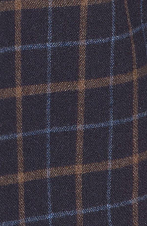 Alternate Image 3  - Robert Talbott Plaid Sportcoat