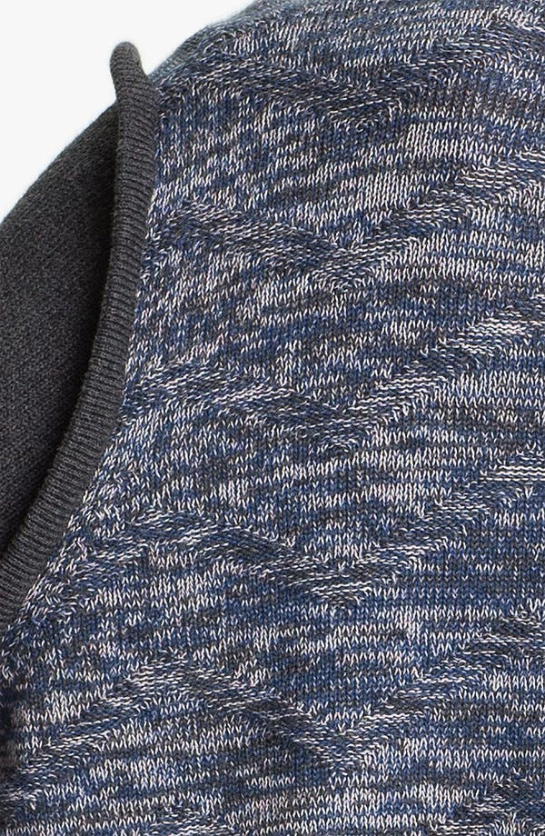 Alternate Image 3  - Cut25 Marled Knit Top