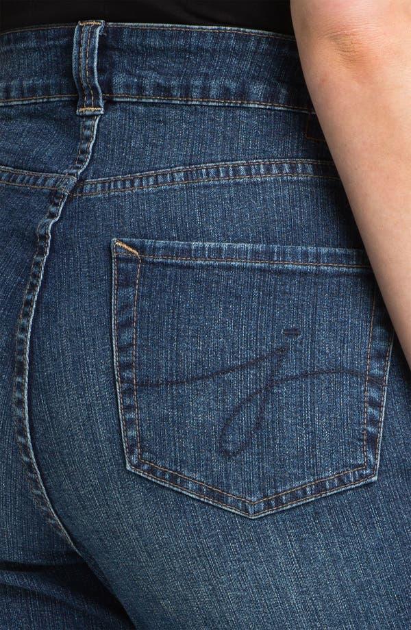 Alternate Image 3  - Jag Jeans 'Madison' Straight Leg Jeans (Plus Size)