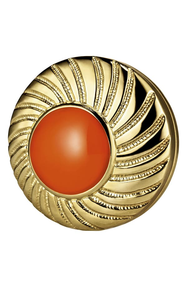 Alternate Image 1 Selected - Estée Lauder 'Youth-Dew' Mandarin Sun Solid Perfume Compact