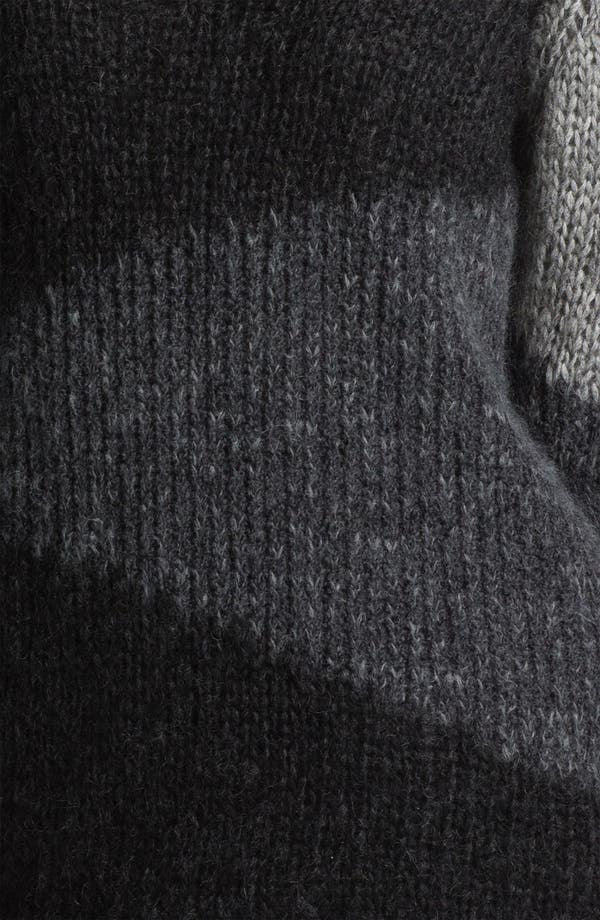 Alternate Image 3  - Eileen Fisher Colorblock Mohair Blend Tunic