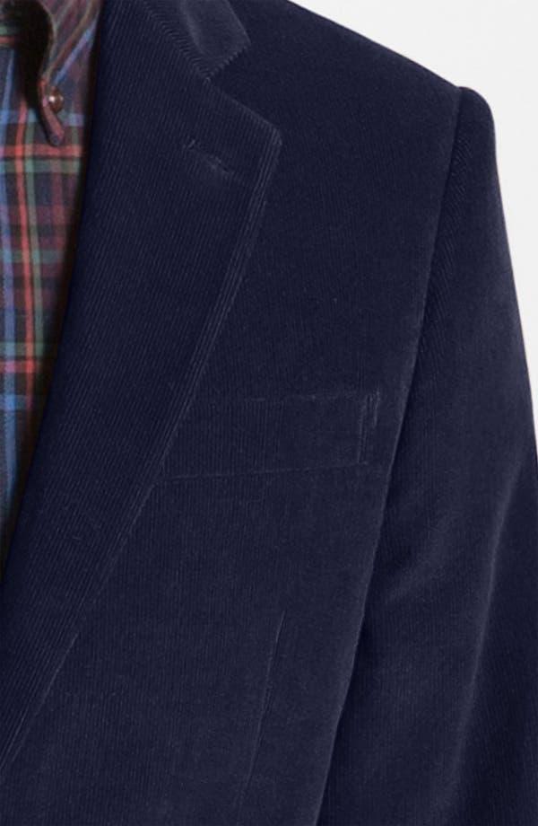 Alternate Image 3  - John W. Nordstrom® Cotton Cashmere Corduroy Blazer