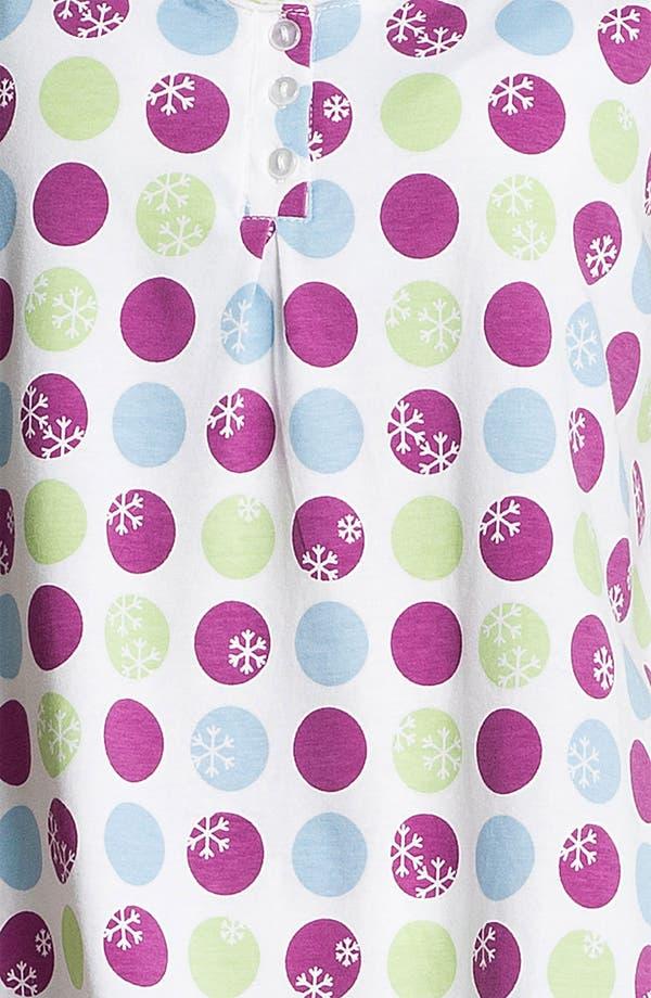 Alternate Image 3  - Nordstrom Pleat Pajamas