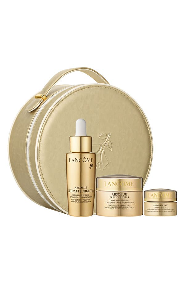 Alternate Image 1 Selected - Lancôme 'Absolue Precious Cells' Deluxe Skincare Collection ($443 Value)