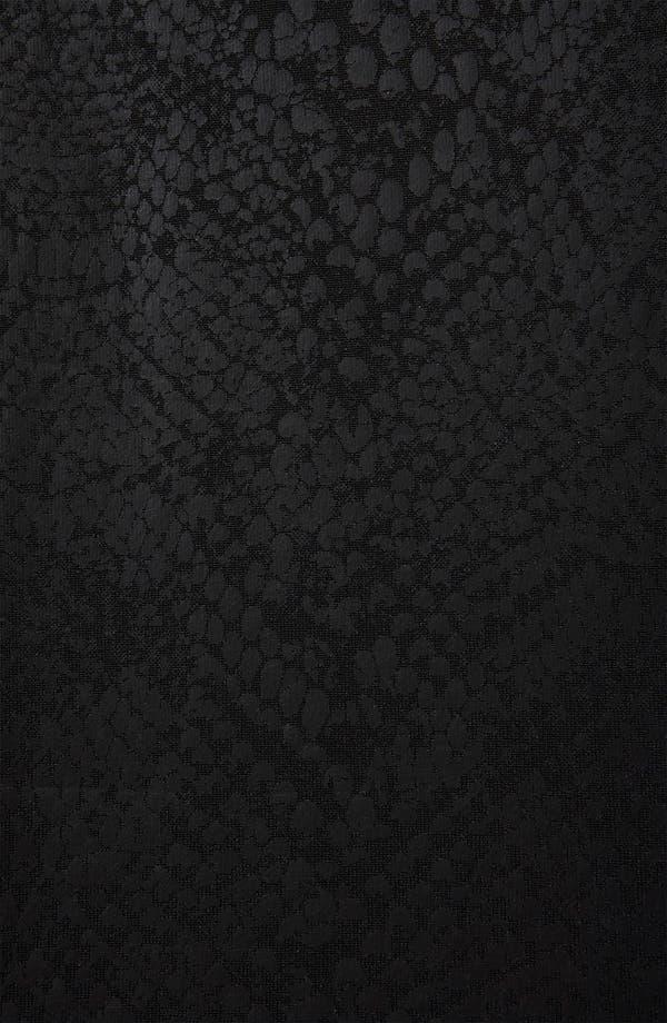 Alternate Image 3  - Topshop Snake Print Faux Leather Leggings