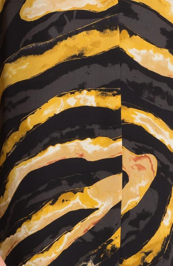 Alternate Image 3  - Kelly Wearstler 'Hidden Dragon Current' Silk Dress