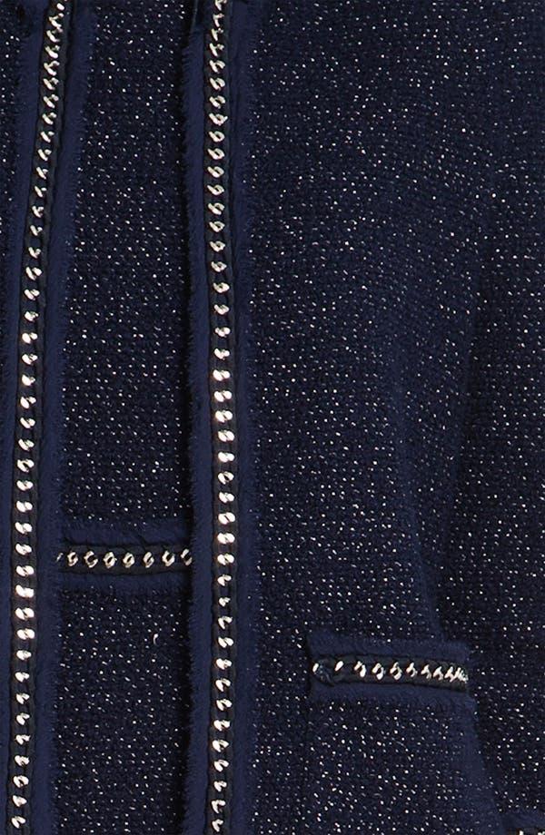 Alternate Image 5  - St. John Collection Shimmer Bouclette Jacket