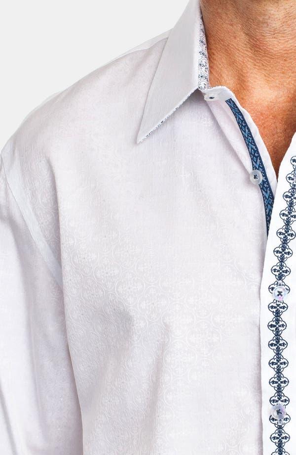 Alternate Image 2  - Zagiri 'Coming Home' Sport Shirt