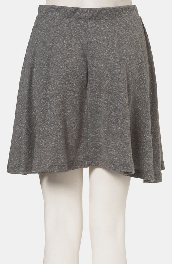 Alternate Image 2  - Topshop Skater Skirt