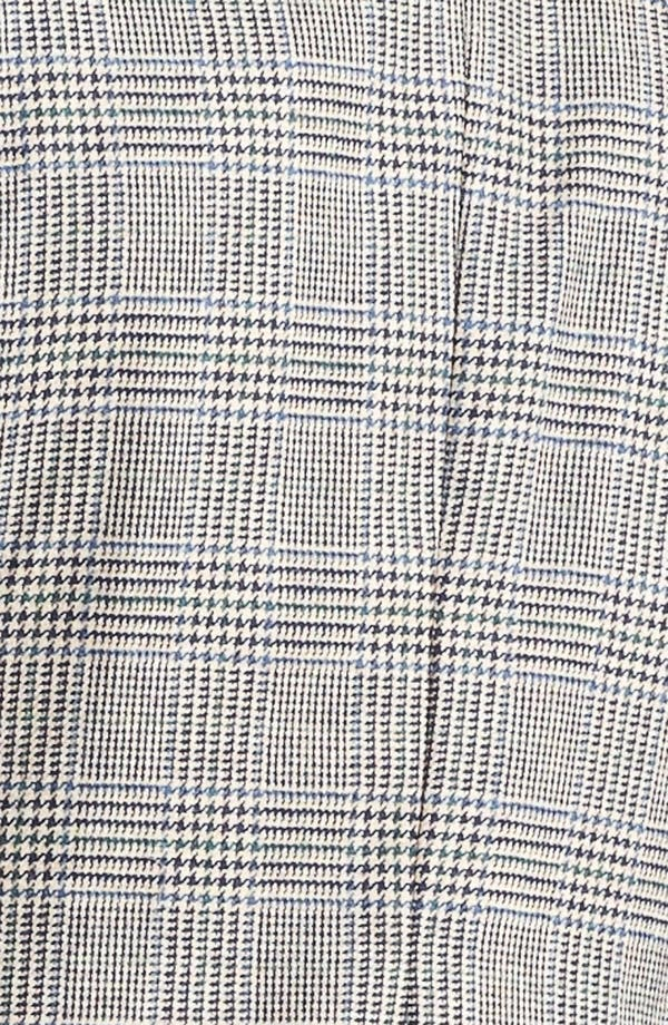 Alternate Image 3  - Gant Glen Plaid Wool Blazer