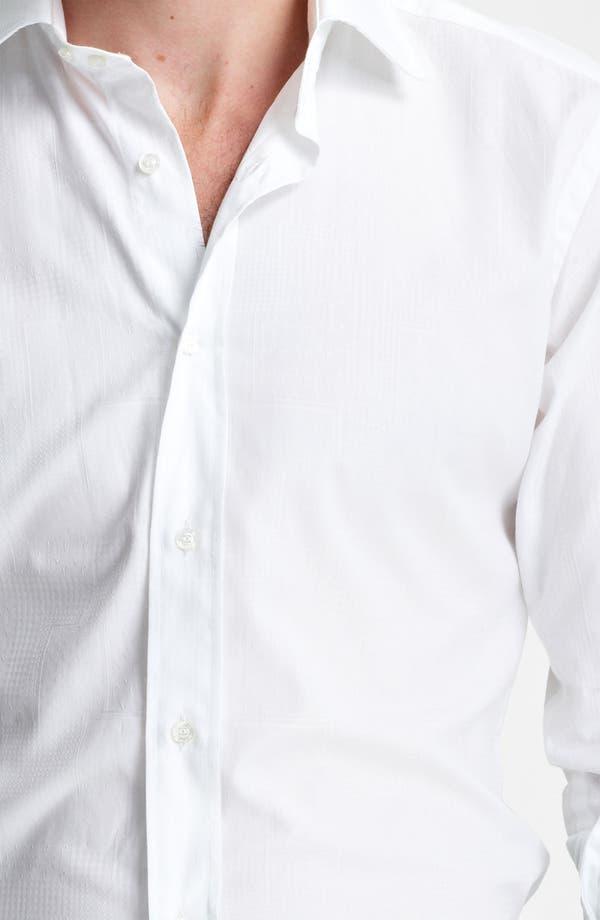 Alternate Image 3  - Etro Tonal Patchwork Dress Shirt