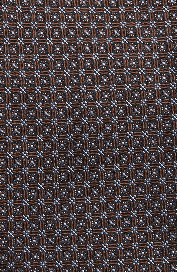 Alternate Image 2  - Canali Woven Silk Tie
