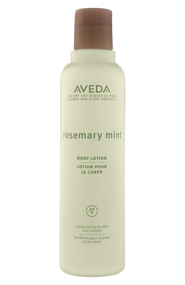 Rosemary Mint Body Lotion,                         Main,                         color, No Color